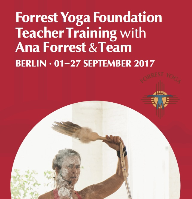 forrest yoga teacher training berlin 2017 heart space yoga bodywork. Black Bedroom Furniture Sets. Home Design Ideas